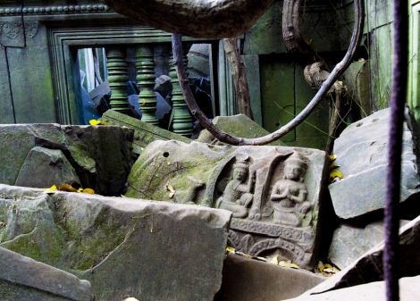 Beng Mealea Temple Tour