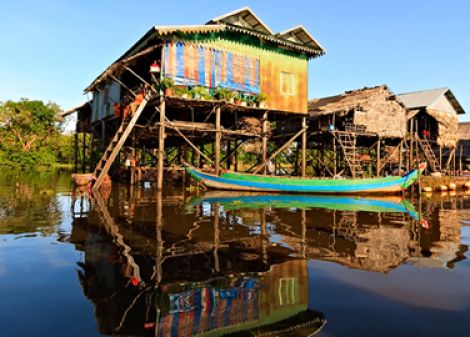 Kompong Phluk Sunset Tour