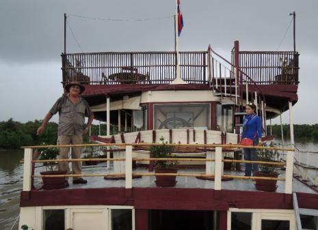 Tonle Sap Floating Village Queen Tara Day Tour