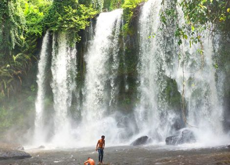 Phnom Kulen Day Tour