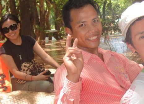 Kompong Phluk Flooded Forest