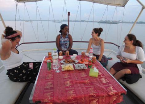 Phnom Penh Sunset Cruise