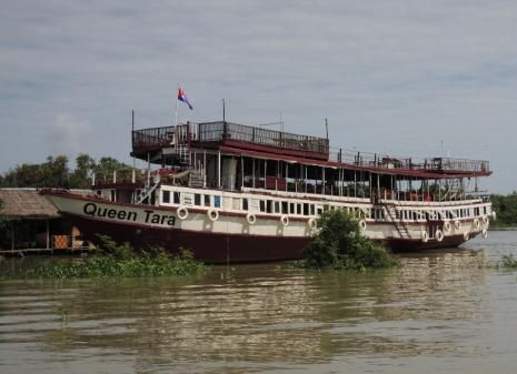 Great Lake the Tonle Sap Queen Tara Day Tour
